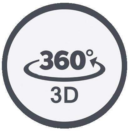 3D - 360